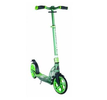 Six Degrees Scooter –  skrejritenis 205 mm, zaļš
