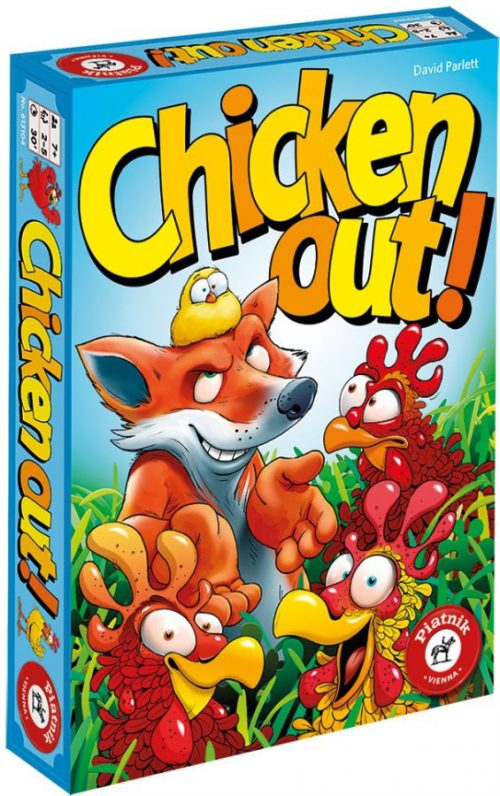 CHICKEN OUT BOARD GAME
