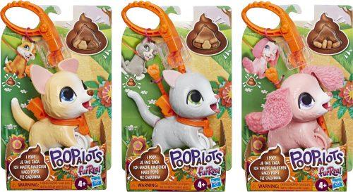 FRR POOPALOTS LIL WAGS interaktīva rotaļlieta – 1 gab