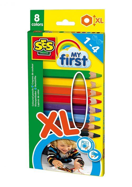 MY FIRST SES XL Zīmuļi