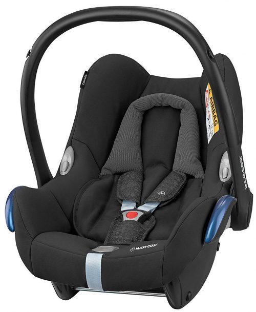 Maxi-Cosi CABRIOFIX bērnu autosēdeklītis, nomad black