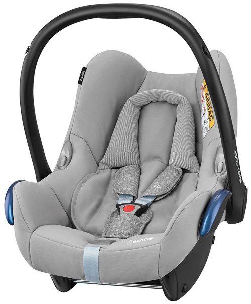 Maxi-Cosi CABRIOFIX bērnu autosēdeklītis, nomad grey