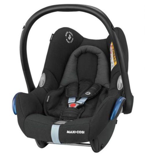 Maxi-Cosi CABRIOFIX bērnu autosēdeklītis, scribble black