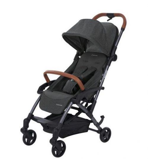 Maxi-Cosi LAIKA bērnu ratiņi,sparkling grey