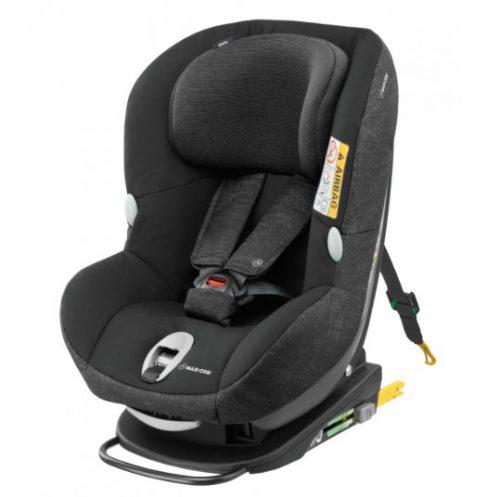 Maxi-Cosi MILOFIX bērnu autosēdeklītis, nomad black 0-18kg