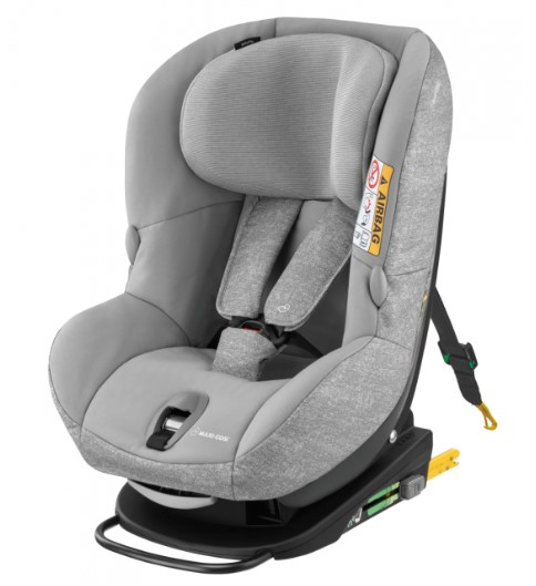 Maxi-Cosi MILOFIX bērnu autosēdeklītis, nomad grey 0-18kg