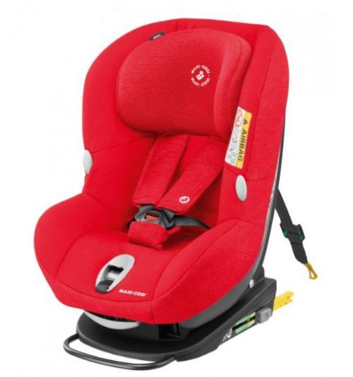 Maxi-Cosi MILOFIX bērnu autosēdeklītis, nomad red 0-18kg