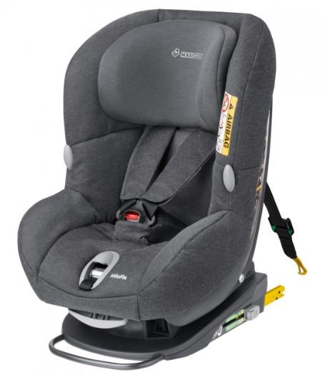 Maxi-Cosi MILOFIX bērnu autosēdeklītis, sparkling grey 0-18kg