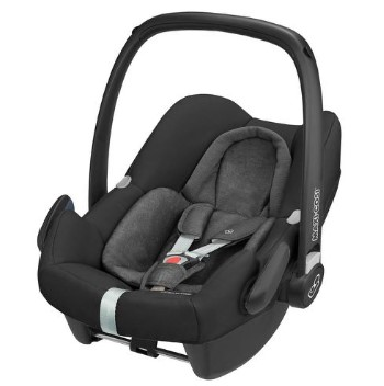 Maxi-Cosi ROCK bērnu autosēdeklītis, nomad black ( augumam 45-75cm)