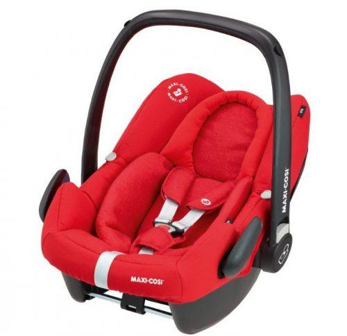Maxi-Cosi ROCK bērnu autosēdeklītis, nomad red ( augumam 45-75cm)