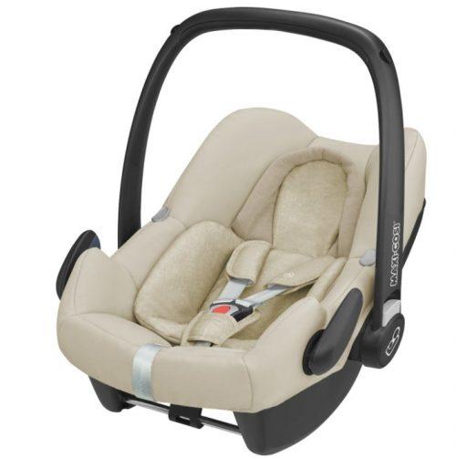 Maxi-Cosi ROCK bērnu autosēdeklītis, nomad sand ( augumam 45-75cm)