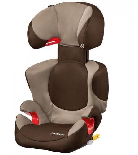 Maxi-Cosi RODI XP FIX bērnu autosēdeklītis, hazelnut brown (15-36kg)