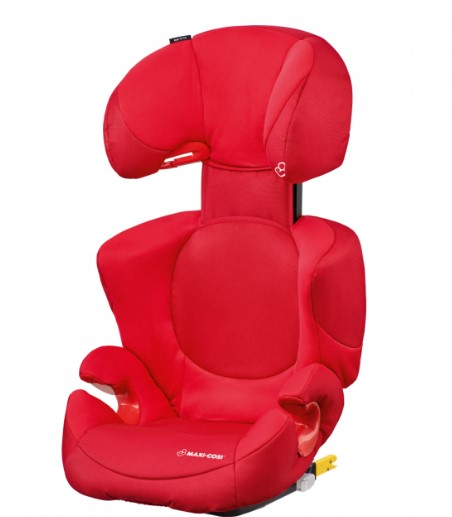 Maxi-Cosi RODI XP FIX bērnu autosēdeklītis, poppy red (15 – 36 kg)