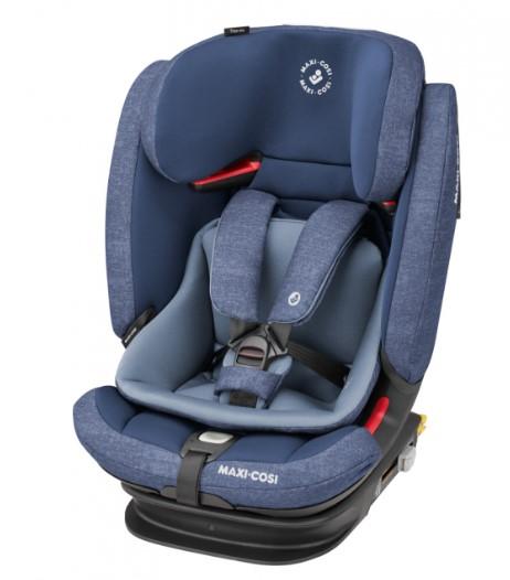Maxi-Cosi TITAN PRO bērnu autosēdeklītis, nomad blue  (9-36kg)