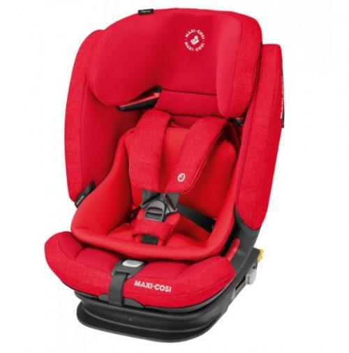 Maxi-Cosi TITAN PRO bērnu autosēdeklītis, nomad red (9-36kg)