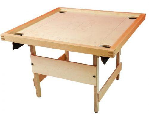 Novuss PRO galds ( virsmas borti 45×60 mm bērzs, osis )