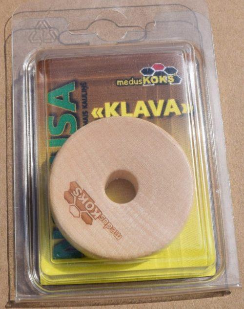 """Novusa sitamais kauliņš """"KĻAVA"""" (svars 13,5 g +/- 1,5 g) blīsteriepakojumā"""