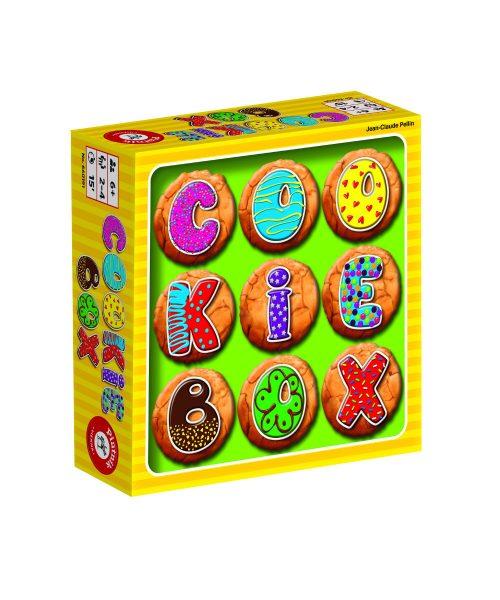 PIATNIK Spēle Cepumu kaste (multivalodas)