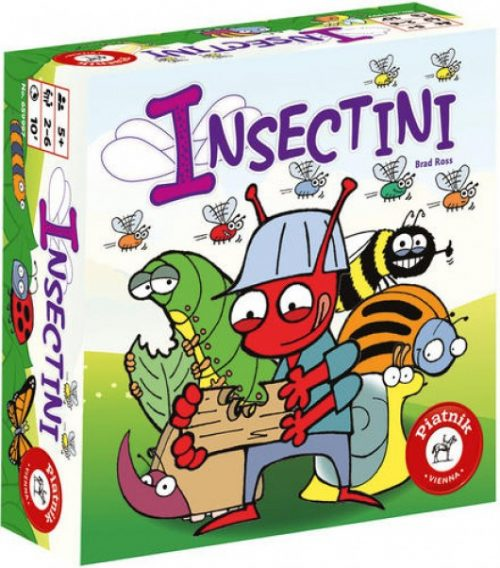 "PIATNIK Spēle ""Insectini"""