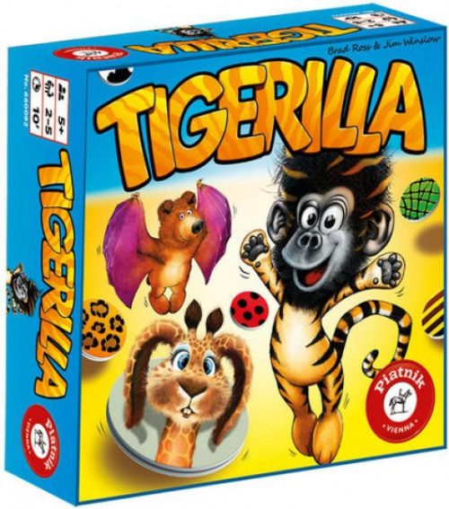 "PIATNIK Spēle ""Tigerilla"""