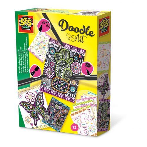 SES Hobby Doodle Zīmēšanas komplekts