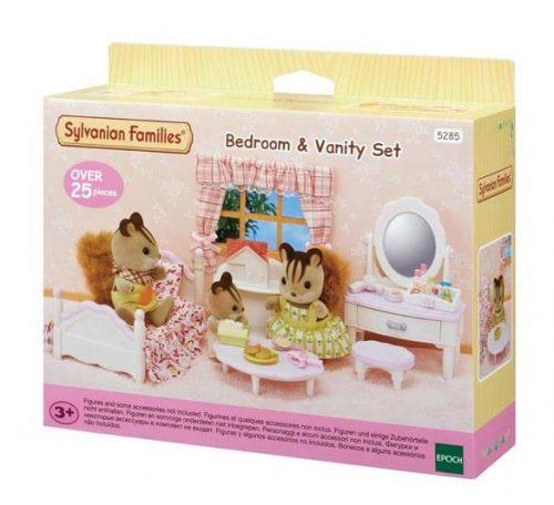 SYLVANIAN FAMILIES Guļamistabas mēbeles