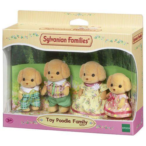 SYLVANIAN FAMILIES Pūdeļu ģimene