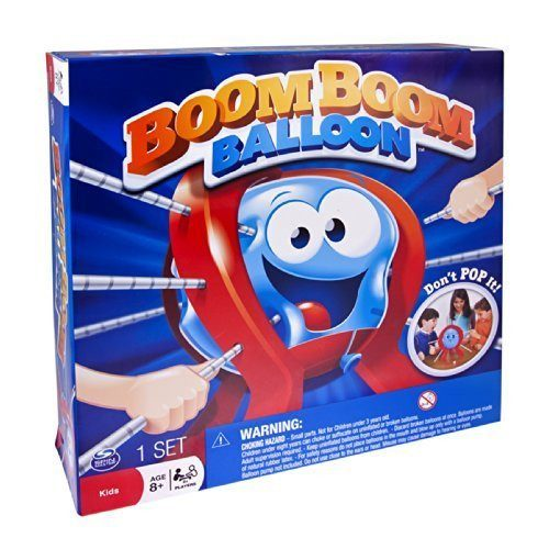 "Spin Master Spēle ""Boom Boom Gaisa balons"""