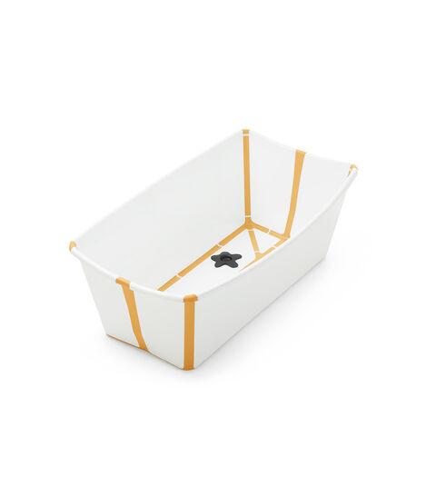 Stokke Flexi bath bērnu vanna, white/yellow