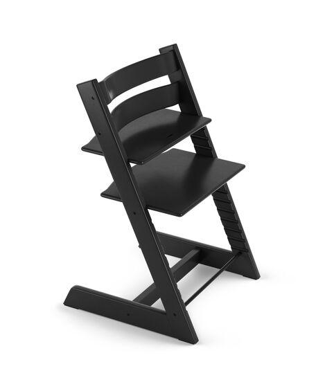 Stokke Tripp Trapp® barošanas krēsls, black