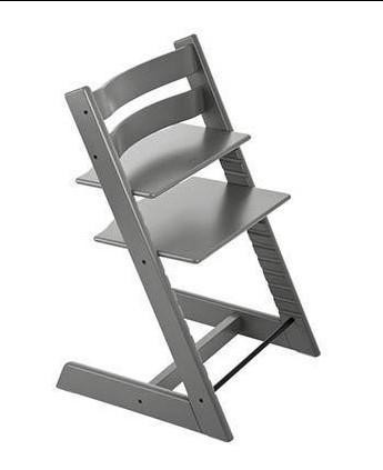 Stokke Tripp Trapp® barošanas krēsls, storm grey