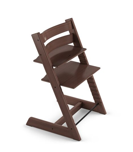 Stokke Tripp Trapp® barošanas krēsls, walnut brown