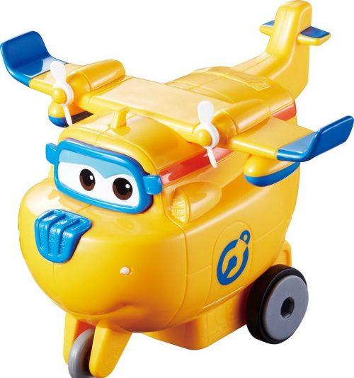Super Wings Lidmašīna ar riteņiem Donnie