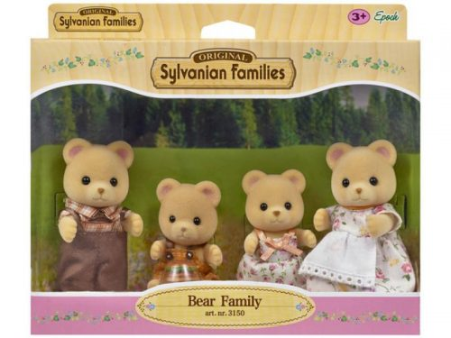 Sylvanian Families Lāču ģimene
