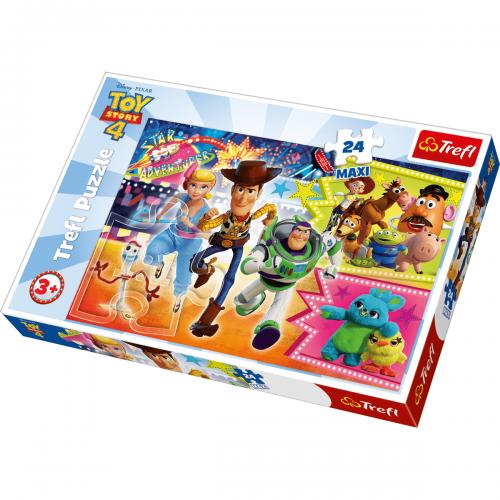 TREFL 24gab. puzle Toy Story 4