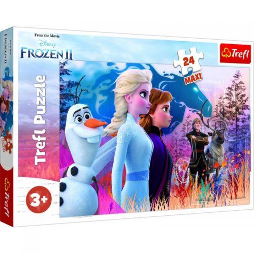 TREFl Maxi puzle Frozen 2, 24