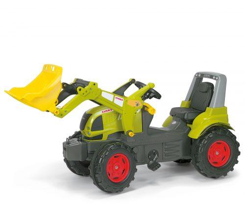 Traktors ar frontālo kausu rollyFarmtrac CLAAS ARION 640 (3-8g.)