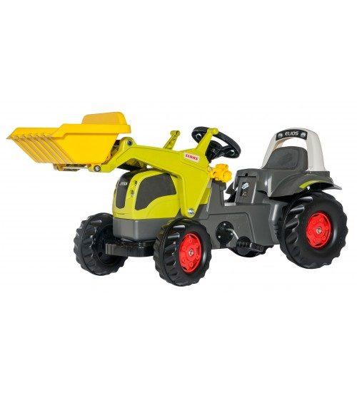 Traktors ar pedāļiem rollyKid Claas Elios (2,5-5g.)