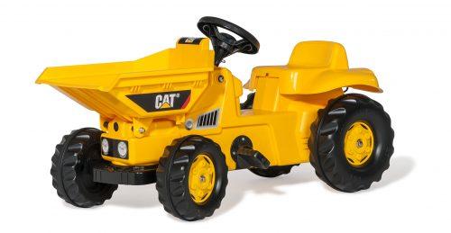 Traktors ar pedāļiem rollyKid Dumper CAT (2,5-5g.)