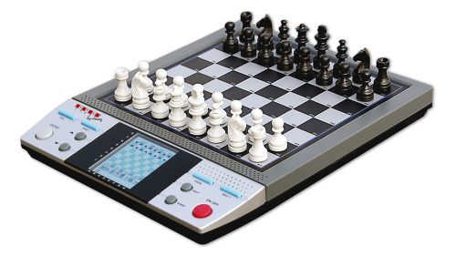 Juguetronica ELECTRONIC VOICE CHESS Balls Šahs