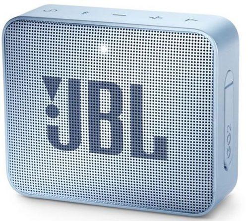 JBL ūdensizturīga portatīvā skanda JBL Go, tirkīza