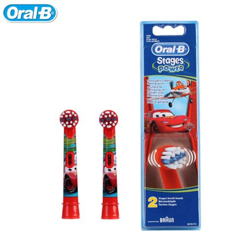 BRAUN el.zobu birstes uzgalis (bērnu) EB 10-2K