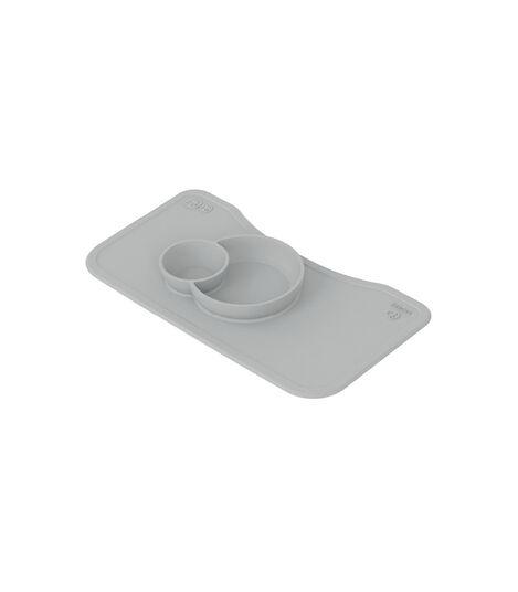 ezpz™ by Stokke™ silicona paliktnis Stokke paplātei, grey