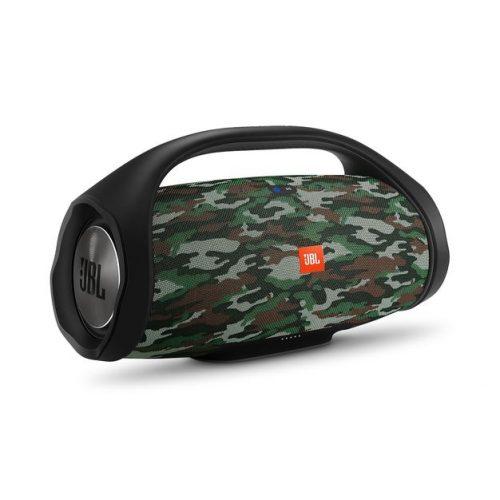 JBL BoomBox portatīvā skanda (kamoflāža)