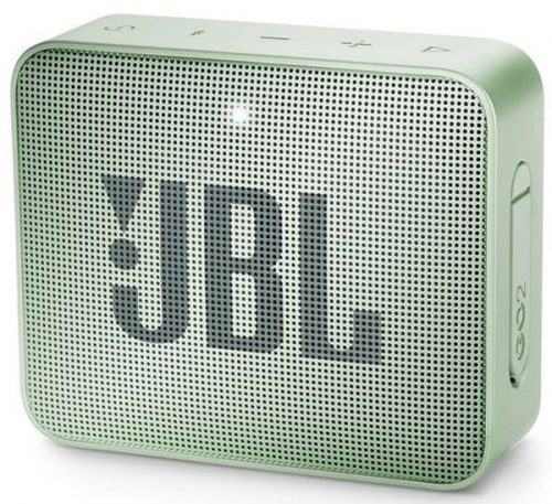 JBL ūdensizturīga portatīvā skanda JBL Go, mint