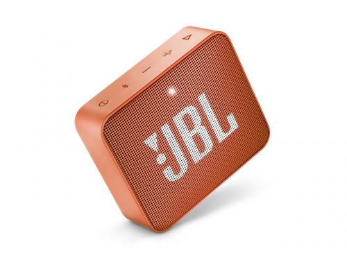 JBL ūdensizturīga portatīvā skanda JBL Go, oranža
