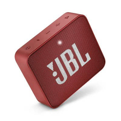 JBL ūdensizturīga portatīvā skanda JBL Go, sarkana