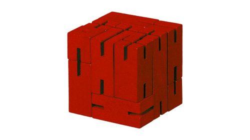 Juguetronica FLEXICUBE PUZZLE izglītojoša kubveida puzle