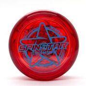 YoYoFactory YO-YO SPINSTRAR iesācējiem/ar iemaņām, sarkans