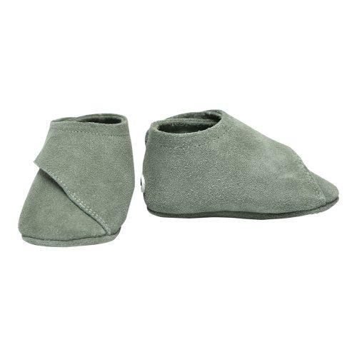 Izpārdošanas cena! Lodger Walker Loafer ādas apavi bērniem, Forrest, 3-6 mēn.